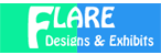 Flare Design Exhibits